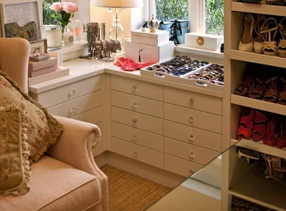 dressing room cabinets
