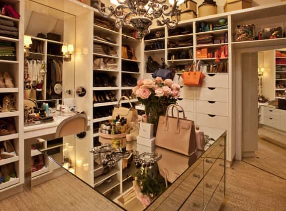 custom fabulous dressing room for girls